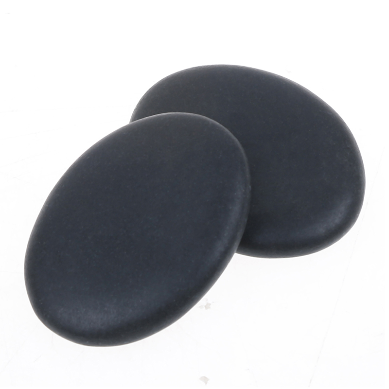 2pcs/6pcs/8pcs/10PCS Beauty Stones Massage Spa Rock Basalt Stone Lava Natural Stone Hot Sale 3