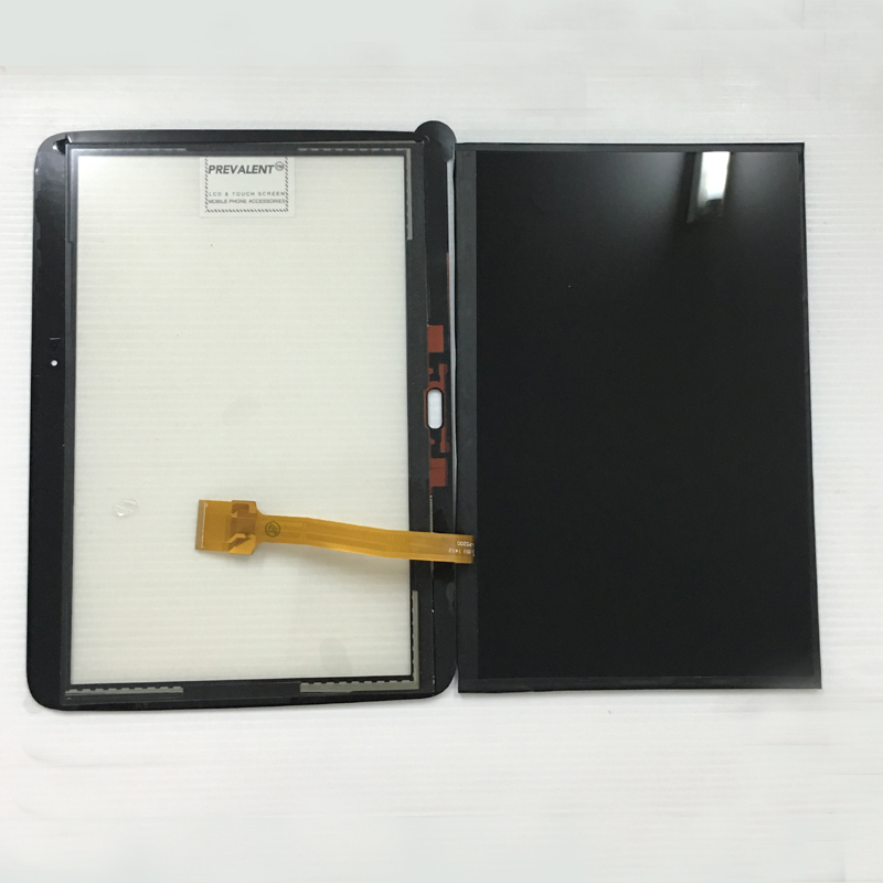 for Samsung Galaxy Tab 3 10.1 P5200 P5210 Touch Screen Digitizer Sensor Glass + LCD Display Panel Monitor
