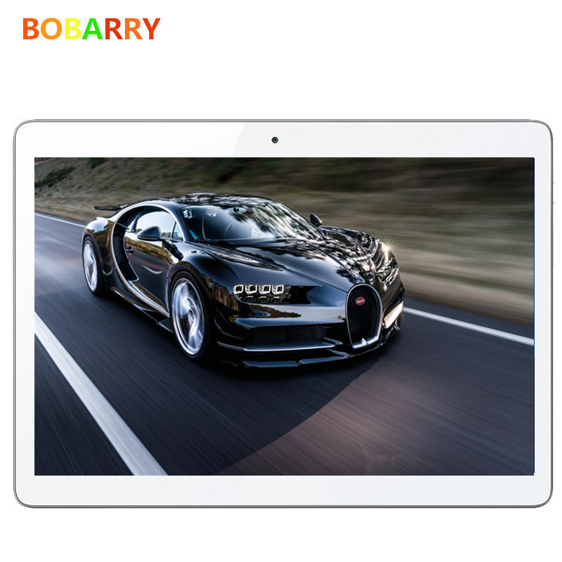 BOBARRY2016 New 10 inch Octa Core 4G Tablet 4GB RAM 64GB ROM 1280 800 Dual Cameras
