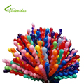 100pcs/lot Screwed Spiral Shape Latex Balloon Party Holiday Festival Decoration Ballons Colorful Children Toy Gift Free Shipping