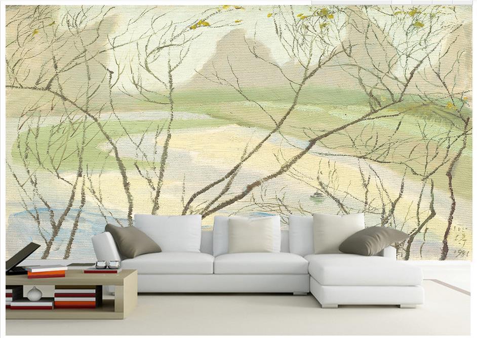 Custom 3d wallpaper for walls 3 d wall murals wallpaper Pure and ...