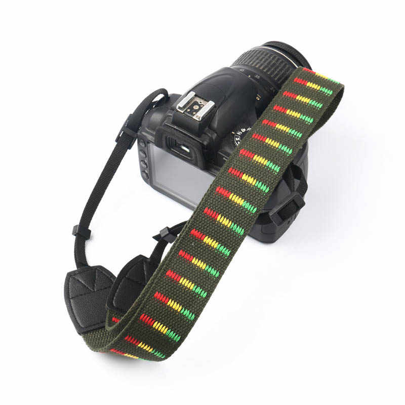 Adjustable With Quick-Release. Canon PowerShot SD10 Neck Strap Lanyard Style