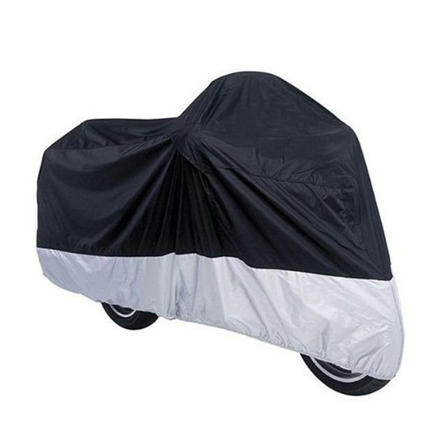 Motorcycle Bike Moped Scooter Cover Waterproof Rain UV Dust Prevention Dustproof Covering Motorcycle protection for Honda CB400