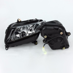 Image 4 - Motorcycle Front Headlight Head Light Lamp For Honda CBR600RR CBR 600RR 600 RR 2007 2008 2009 2010 2011 2012 07 08 09 10 11 12