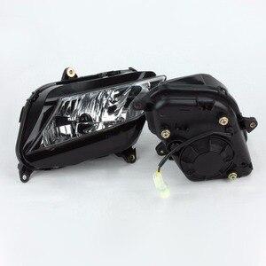 Image 4 - Motorfiets Koplamp Head Light Lamp Voor Honda CBR600RR CBR 600RR 600 RR 2007 2008 2009 2010 2011 2012 07 08 09 10 11 12