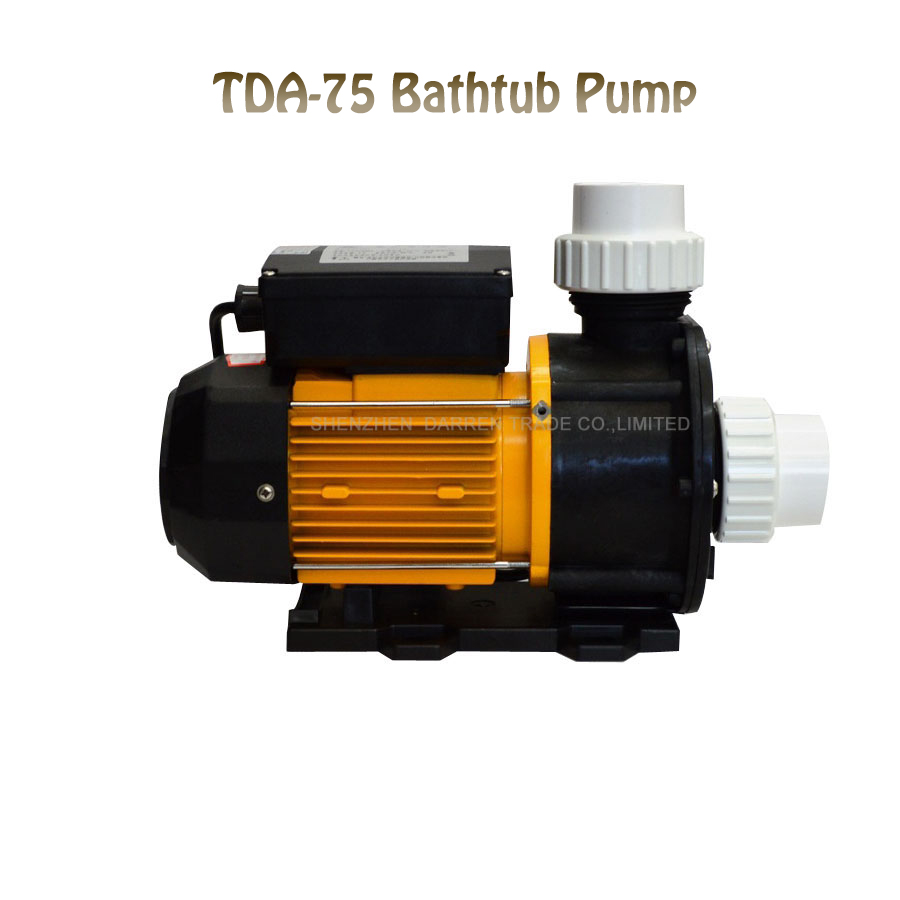 3piece TDA75 SPA Hot tub Whirlpool Pump TDA 75 hot tub spa circulation pump & Bathtub pump