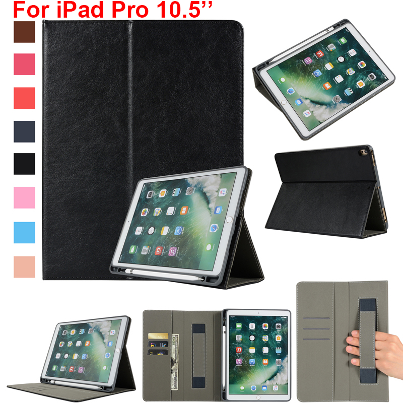 Tablets & E-books Case For Ipad Pro 10.5 Anti Knock Full Protected Smart Cover Ipadpro10.5 Transformer Case For Ipad Air 3 10.5 Inch Air3 Shell Bag