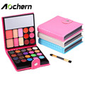 Aochern 32 colors MIni Makeup Eyeshadow Palette Fashion Eye Shadow Make Up Shadows  Cosmetics For Women With Case