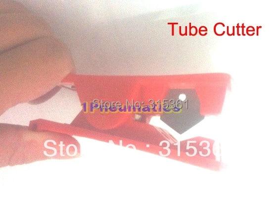 Free Shipping 2PC Nylon PVC PU Plastic Tube Hose Cutter Cut TC free shipping nylon pvc pu plastic tube