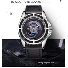 AMST Mens Watches Quartz Watch Men Luxury Leather Fashion Dial Waterproof Man High-end Gift relogio masculino Clock