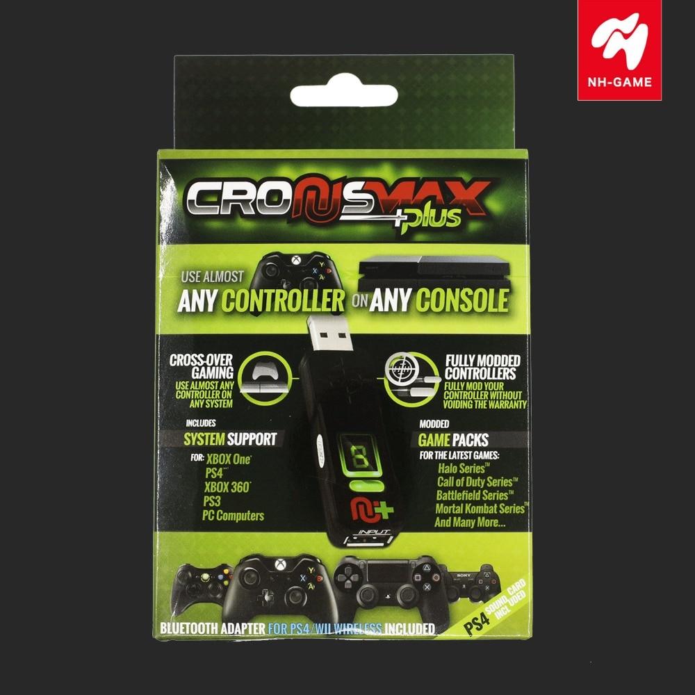 CronusMax 用プラスゲーム用 PS3 ため PS4/プロ xbox 360/One/S/ × コントローラ変換キーボード  グループ上の 家電製品 からの ゲームパッド の中 3