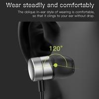 Baseus H04 Bass Sound Earphone In-Ear Sport Earphones with mic for xiaomi iPhone Samsung Headset fone de ouvido auriculares MP3 4