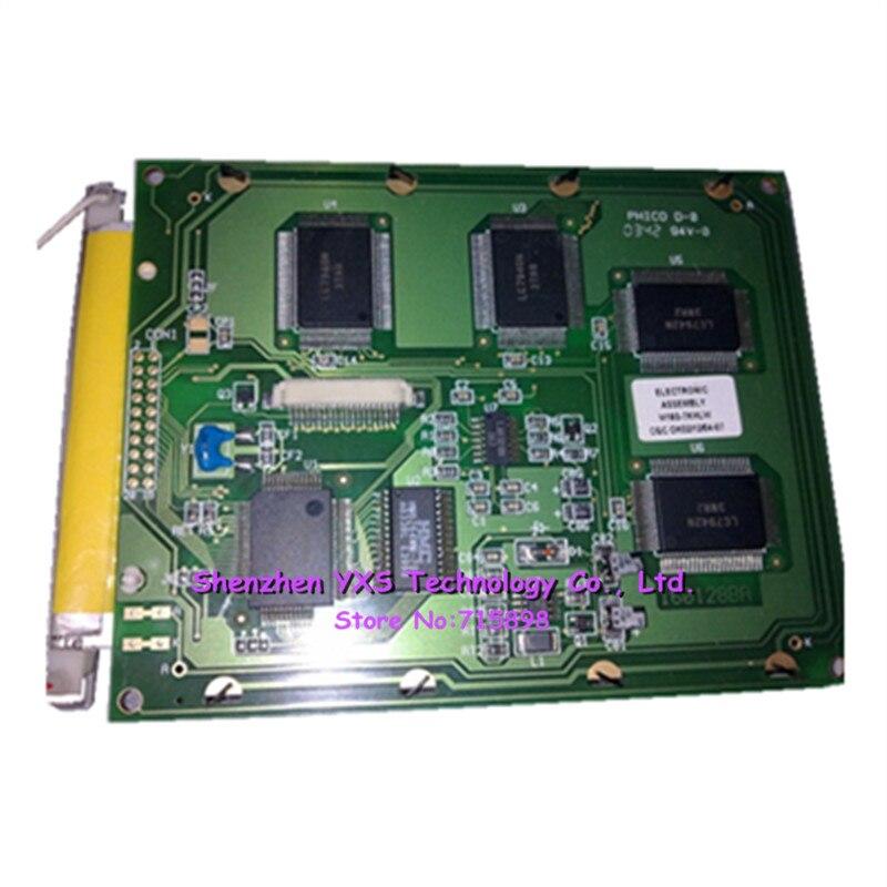 DHL Бесплатная W160 7KHLW Плата дисплея pcb 160128B электронная сборка - 2