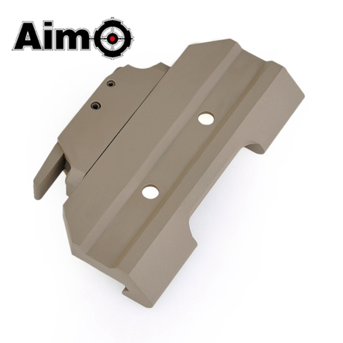 aim o airsoft ac12033 montagem de liberacao rapida