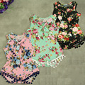 Ребенка Комбинезон Девушка Одежда Детские Комбинезон Детская Одежда Девушки Модной Одежды Новорожденных Детская Одежда Цветок Хлопка одежды