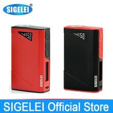 Original Sigelei J150 e electronic cigarette box Li-ion build in 2000hAm Battery vape mod