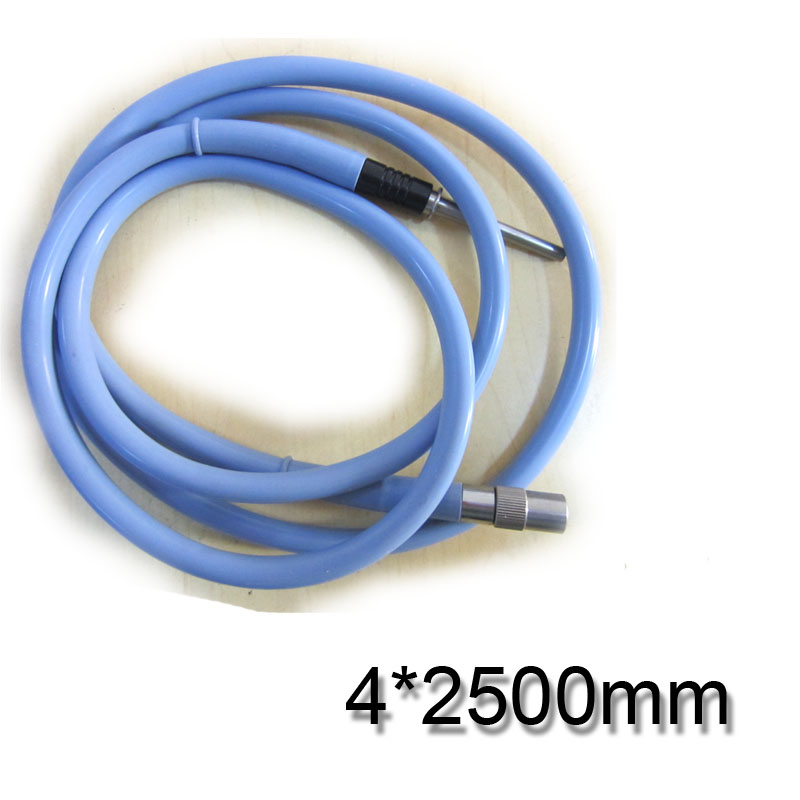 CE ISO Fiber Optic Cable Fiber Cable silicone cable storz olympus 4mm 2500mm