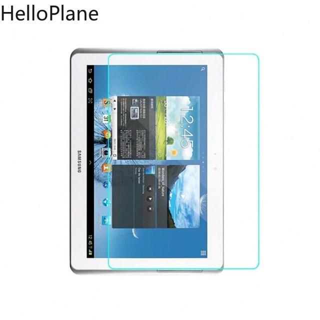 Vidrio templado para Samsung Galaxy Tab 7,0 2 10,1 pulgadas P3100 P3110 P5100 P5110 Tab2 Tablet Protector de pantalla película protectora