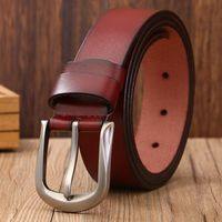 2019 brand designer belt women leather luxury pin buckle strap male belts for men new arrival classic vintage girdle