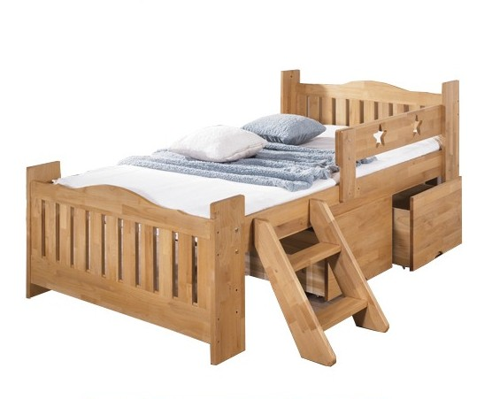 Special offer free shipping child bed cot child wood for Boys and girls in bed