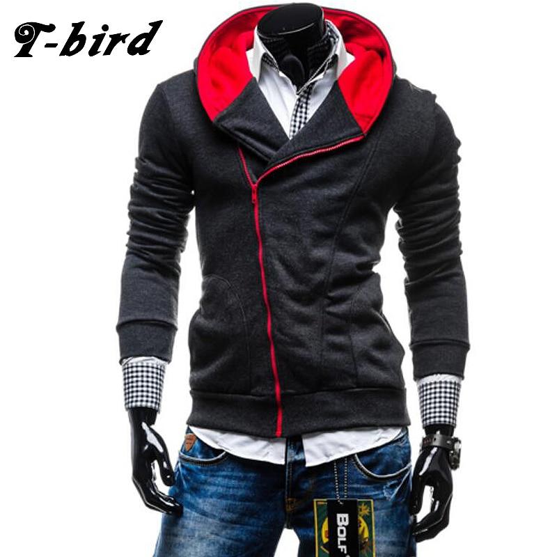 T-bird Sweatshirts Men 2018 Brand Male Hoodiess