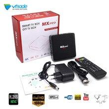 V96 W mini Android 7.0 Smart TV BOX 1GB/8GB Allwinner_H3 TV BOX H96 mini  H.265 4K 2.4GHz WiFi Media Player Set Top Box X96mini цена и фото