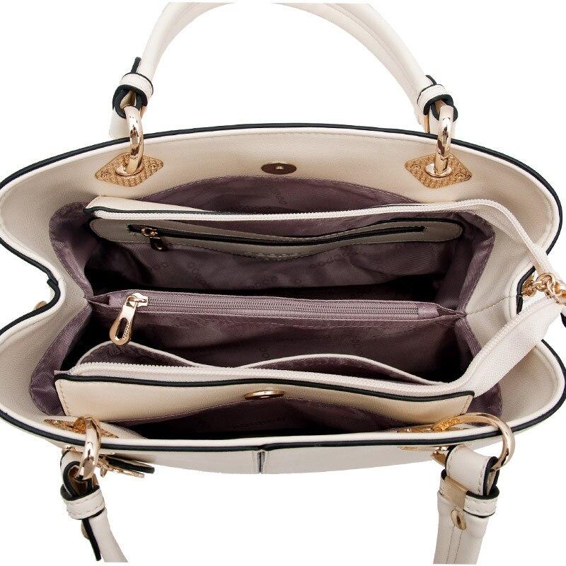 mulheres da moda feminina ombro corrente sacos