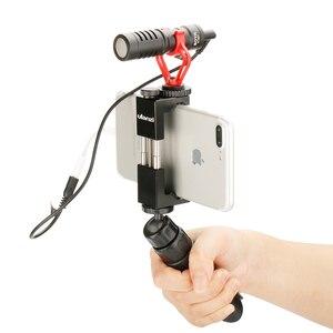 Image 5 - Универсальный мини штатив Ulanzi для телефона 1/4 дюйма, Трипод для камеры, монопод для GoPro Hero 8/7/6/5