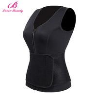 Lover Beauty Slimming Neoprene Vest Hot Sweat Belt Body Shapers For Weight Loss Slimming Waist Trainer