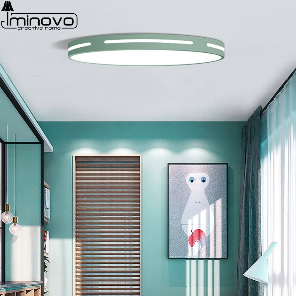 Led Ceiling Lights To Buy: Aliexpress.com : Buy Macaron Panel Lamp LED Ceiling Light