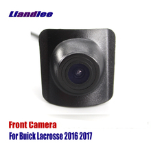 Liandlee Car Front View Camera AUTO CAM Grill Embedded For Buick Lacrosse 2016 2017 ( Not Reverse Rear Parking )