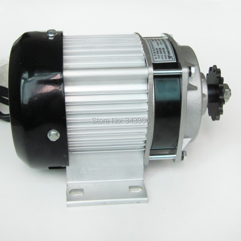 48v motor brushless 500w electric scooter tricycle motor for Diy electric motor repair