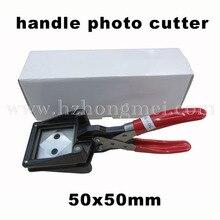 50*50mm manual de foto-die cortador