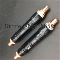 2x Neutrik XLR Female To RCA Female Socket Adapter Gold Balanced Plug Male