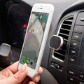 Universal Magnetic Car Phone Holder Air Vent Mount Mobile Phone Support For iPhone6 7 xiaomi huawei pop socket telefon stand