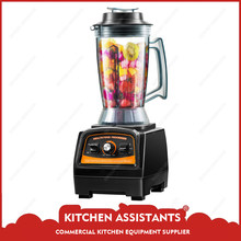 A7400 Kitchen Powerful 2800W BPA FREE Material Juicer Smoothies Ice Black Blender Mixer(China)