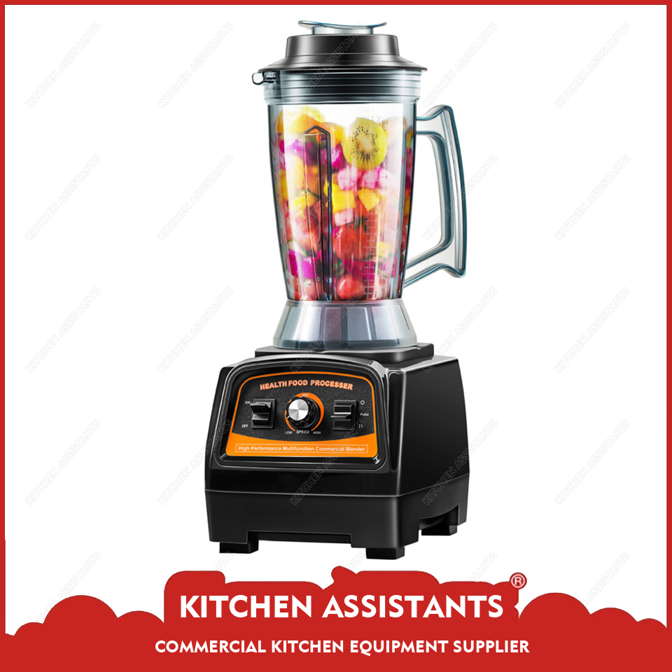 A7400 Kitchen Powerful 2800W BPA FREE Material Juicer Smoothies Ice Black Blender Mixer