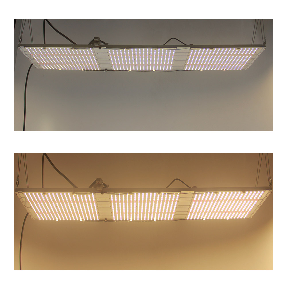 LED hydroponic lm561c lm301b Samsung led plant growth lamp 320w qb288 3500K 4000K 4500K quantum plate for greenhouse Grow Light in LED Grow Lights from Lights Lighting