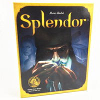 Splendor Desktop Board Game Solitaire Board Game Gem merchant city version basic version DRUNK drinking game card