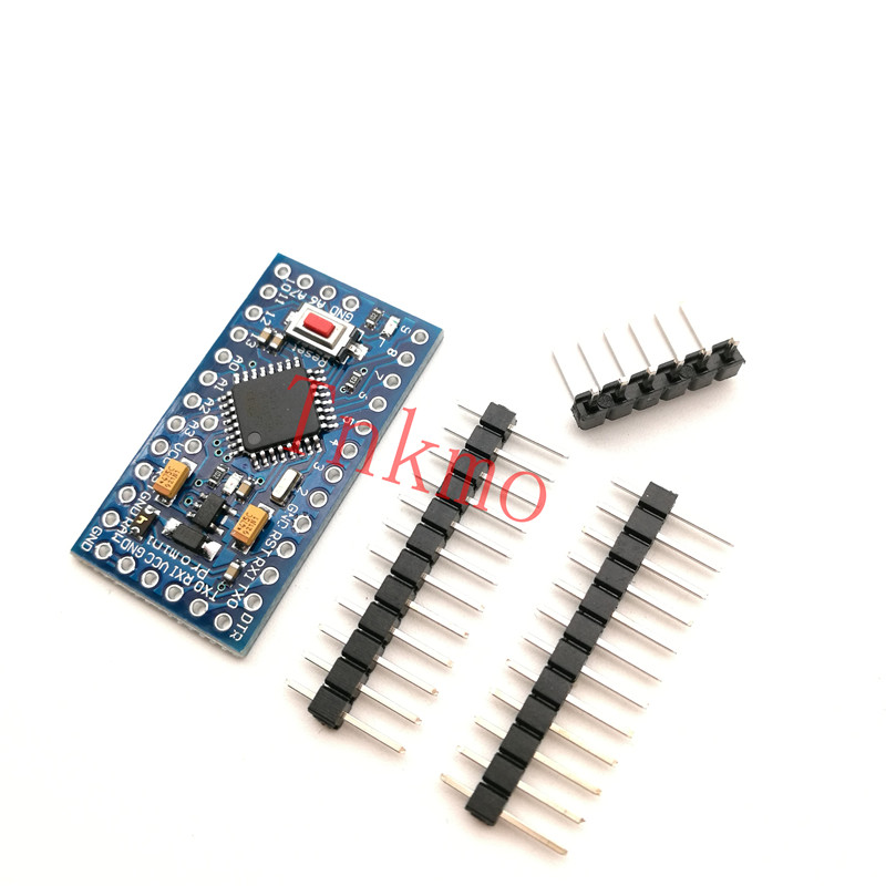 1PCS ATMEGA328P Pro Mini 328 Mini ATMEGA328 5V 16MHz for Arduino 50pcs atmega328p pu dip atmega328 pu dip28 atmega328p new and original ic free shipping