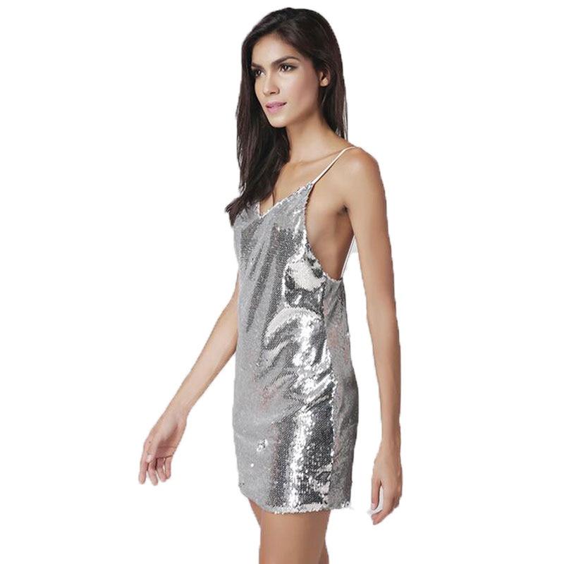Sexy sparkly dress