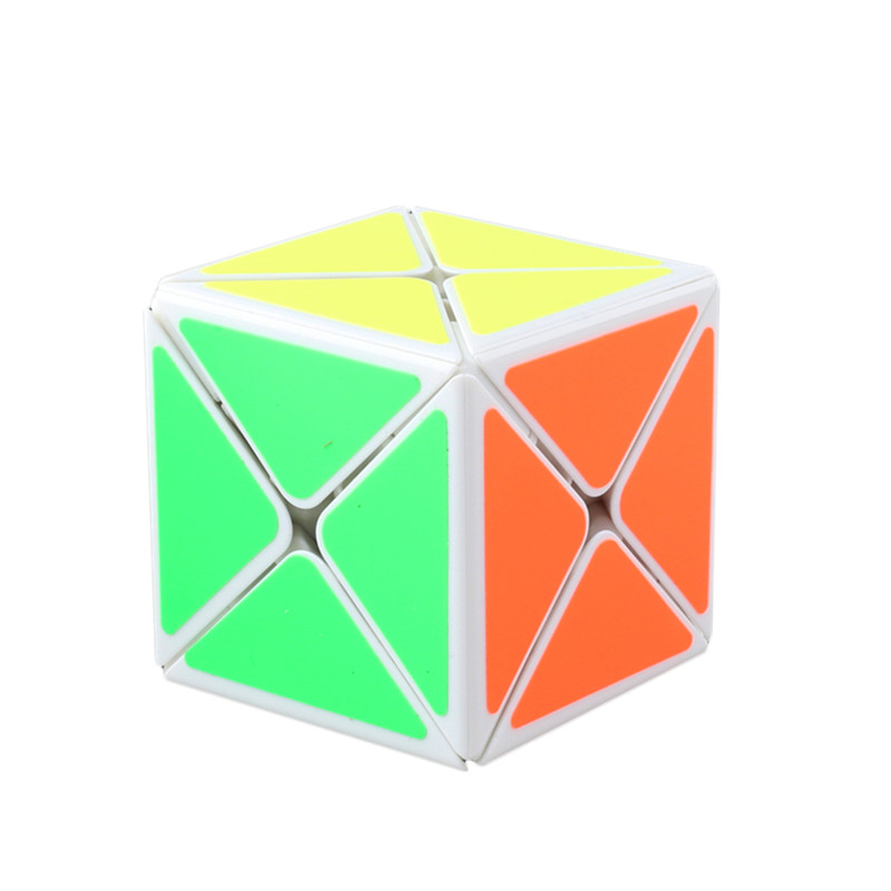 Magic Cubes Shengshou Eight Shaft Three Steps Magic Neo Cube Dinosaur Special-shaped Magic Cube Speed Puzzle Toys For Children Gift Cube
