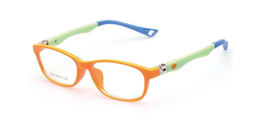 0fc29022ca7 Eyesilove (10pcs lot) Fashion plastic kids eyeglasses frames children  optical eyewear frame for prescription accept mixed order-in Eyewear Frames  from ...