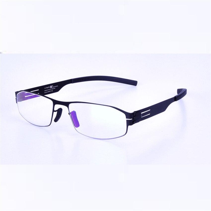 ✅Hombre gafas marco creativo personalidad retro hombres unisex ...