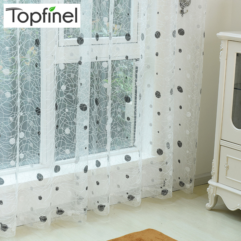 Relatively Buy embroidered sheer curtains and get free shipping on AliExpress.com WP22