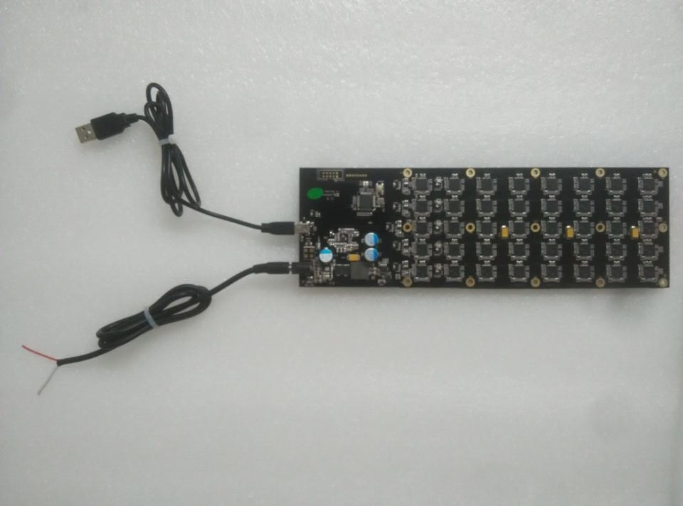 YUNHUI Pcb MINER Used Gridseed with Cables Better Than Zeus Antminer/U1/U2u3 One Blade1.5-2.5m
