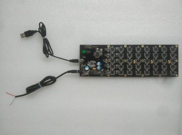 YUNHUI usado LTC mineiro Gridseed mineiro USB blade1.5-2.5 m um mineiro ANTMINER pcb com cabos melhor do que zeus u1 U2U3