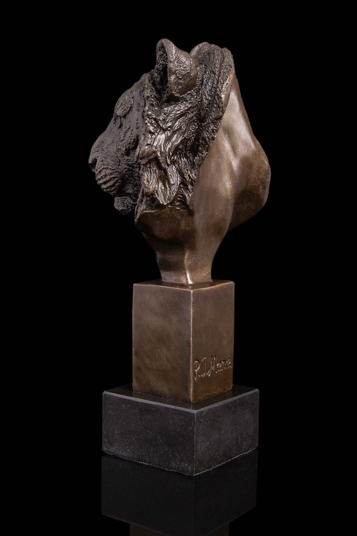 ATLIE BRONZES Skulptura Moderne Skulpturë me cilësi të lartë - Dekor në shtëpi - Foto 4