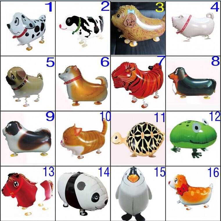 18 ιντσών μπαλόνια αλουμινίου - Προϊόντα για τις διακοπές και τα κόμματα - Φωτογραφία 2