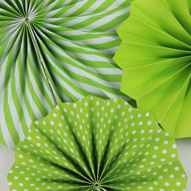 Décoration de fête hawaïenne tropicale 6 pièces/ensemble | Herbe, pois verts, évasement en papier plissé, pour anniversaire, fête dété, décoration de maison